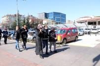 TEFECİLİK - 'Sülük' Operasyonu Zanlıları Adliyeye Sevk Edildi