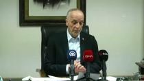 İŞ GÜVENLİĞİ - Türk-İş Başkanı Atalay'dan ''112'De Çalışan İşçiler De 24 Saat Mesai Yapsın'' Talebi