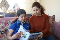 EBEVEYN - Uzaktan Eğitim Başladı, Kırşehir'de Çocuklar Aileleri İle Ekran Başına Geçti