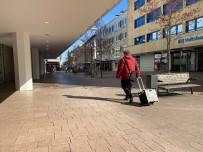 SPOR MÜSABAKASI - Almanya'da Korona Virüs Yasaklarına Uymayanlara Para Cezası Geliyor