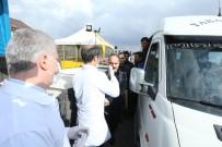 DAVUT GÜL - Büyükşehir Şehrin Giriş Ve Çıkışlarına Sağlık Standı Kurdu