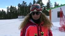 KAYAK MERKEZİ - Cıbıltepe Kayak Merkezinden Sezona Veda