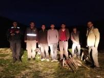 PİTBULL - 'Eti Lezzetli' Dediler Koruma Altındaki Kirpiyi Avladılar