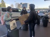 ERASMUS - İtalya'dan 213 Öğrenci Türkiye'ye Doğru Yola Çıktı