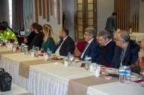 BELEDIYE OTOBÜSÜ - 'Kent Danışma Kurulu' Olağan Toplantısını Yaptı