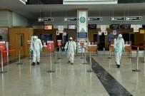 ÖĞRENCİ YURTLARI - Konya'da Korona Virüsle Mücadele Etkin Şekilde Sürdürülüyor