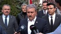 ALPEREN OCAKLARı - Merhum Muhsin Yazıcıoğlu Kabri Başında Anıldı
