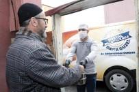 SULTANGAZİ BELEDİYESİ - Sultangazi Belediyesi'nden Yaşlılara Yardım Eli