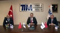 YERLİ ÜRETİM - TİM Başkanı Gülle Açıklaması 'Günlük 1 Milyon Adet Maske Ve 100 Bin Litre Dezenfektan Üretilecek'