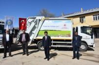 MURAT KURUM - Tufanbeyli'ye Yeni Çöp Araçları