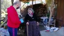 KEMAL ÇEBER - Yaşlı Kadının Çamaşır Makinesi Talebini Rize Valisi Karşıladı