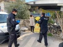Yaşlı Vatandaşların İmdadına Polis Yetişti