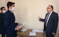 MUSTAFA TUTULMAZ - Afyonkarahisar Valisi Mustafa Tutulmaz Vefa Sosyal Destek Grubu'nu Ziyaret Etti
