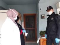 HÜSEYIN ÖNER - Burhaniye'de Vefa Sosyal Destek Grubu Hizmete Başladı