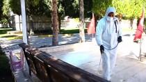 BELEDIYE OTOBÜSÜ - Denizli Büyükşehir Belediyesinin Koronavirüse Karşı Tedbirleri Sürüyor