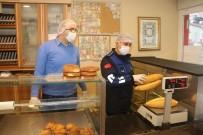 İMALATHANE - Ergene'de Fırınlara Korona Virüs Denetimi