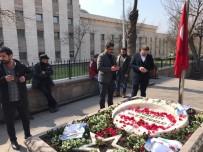 BÜYÜK BIRLIK PARTISI - Muhsin Yazıcıoğlu Vefatının 11. Yılında Kabri Başında Anıldı
