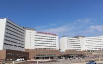 FETHİ SEKİN - Şehir Hastanesinde Maske Ve Dezenfektan Üretimi Başladı