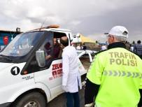 DAVUT GÜL - Suriyeli Doktorlardan Korona Virüs Taraması