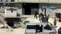 UZAKTAN KUMANDA - Tel Abyad'da İnşaat Halindeki Evde Patlayıcı Malzemeleri Bulundu