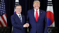 GÜNEY KORELİ - Trump'tan Güney Kore'ye 'Virüs Test Kiti' Talebi