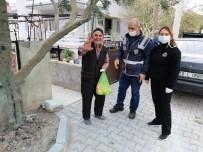 ERSIN YAZıCı - Vefa Grubu Vatandaşların Hizmetinde