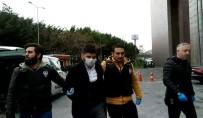 BAKIRKÖY CUMHURİYET BAŞSAVCILIĞI - Yaşlı Adama Zorla Maske Takıp, Başına Kolonya Döken Kişi Adliyeye Sevk Edildi