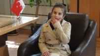 KÜÇÜK KIZ - 10 Yaşındaki Betül'ün Tek Hayali Haber Spikeri Olmak