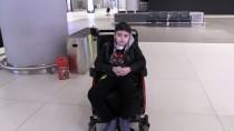 BOSTON - 305 Kez Ameliyat Olan Kayra Talha, Koronavirüs Nedeniyle ABD'den Türkiye'ye Döndü
