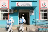 HUZURKENT - Akdeniz İlçesinde Dezenfekte Çalışmaları Kırsal Mahallelerde De Sürüyor