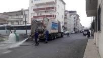 ÖĞRENCİ YURTLARI - Çorlu Belediyesi Ekipleri 7 Gün 24 Saat Sahada Çalışıyor
