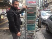 BASıN İLAN KURUMU - Diyarbakır Gazeteleri Tam Sayfa 'Evde Kal Diyarbakır' Manşetiyle Çıktı