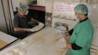 PTT  - Fırıncı Esnafının Korona Virüsüne Karşı Önlemi