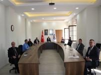 ESNAF ODASı BAŞKANı - Hisarcık'ta Vefa Sosyal Destek Grubu Koordinasyon Toplantısı