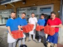 GURBETÇI - İsveç'te Türk Vatandaşlarından Sağlık Çalışanlarına Örnek Jest