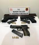 SAĞ VE SOL - Jandarmadan Silah Kaçakçılarına Darbe