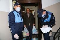 KAĞITHANE BELEDİYESİ - Kağıthane Belediyesi Hasta Ve Yaşlılara Yardım İçin Özel Ekip Kurdu