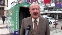 MEHMET HILMI GÜLER - Ordu'da 'Dezenfekte Tüneli' Vatandaşların Hizmetine Sunuldu