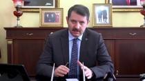 SİVAS VALİSİ - Sivas Valisi Salih Ayhan'dan Koronavirüs Açıklaması Açıklaması