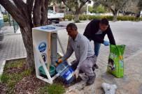 ZEYTIN DALı - Söke Belediyesi Sokak Hayvanlarını Unutmadı
