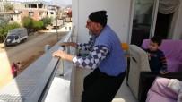 FİZİK TEDAVİ - Sporunu Evde Yapıyor, Akranlarına Da 'Evde Kal' Diyor