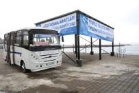 KARADENIZ SAHIL YOLU - Toplu Taşıma Araçları Dezenfeksiyon İstasyonu Hizmete Girdi