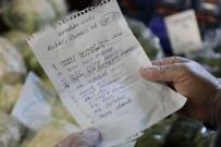 SARMAŞıK - Yabancılar Yaşlı Türk Komşuları İçin Alışveriş Yaptı