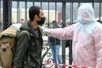 ARIF NIHAT ASYA - Yurt Dışından Getirilen 257 Vatandaş Daha Sakarya'da Karantina Altına Alındı