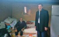 Başkan Şahin, Yaşlıları Evlerinde Ziyaret Etti