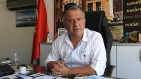 ESNAF ODASI - Çeşme Esnaf Odası Başkanı Açıklaması 'Bu Zor Günleri Beraber Aşacağız'