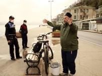 OLTA - 'Evde Kal' Uyarılarına Direnen Balıkçılar Pes Dedirtti