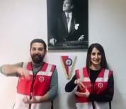 İŞİTME ENGELLİ - 'Evde Kalın' Çağrısını İşaret Diliyle Yaptılar
