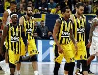 BASKETBOL TAKIMI - Fenerbahçe Beko'da 4 ismin test sonucu pozitif çıktı