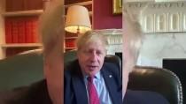 GALLER - İngiltere Başbakanı Johnson'ın Kovid-19 Testi Pozitif Çıktı